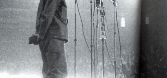 Un luchador revolucionario:  ¿Cuál es la relevancia del Che hoy día?