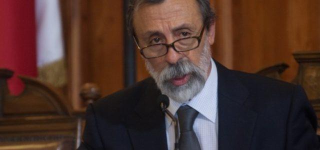 Chile – Escuela Constituyente en Santiago con Luis Mesina