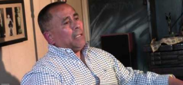 Chile: Izquierda – TV entrevista a Celso Calfullan. Denuncia tortura de estudiantes secundarios por Carabineros