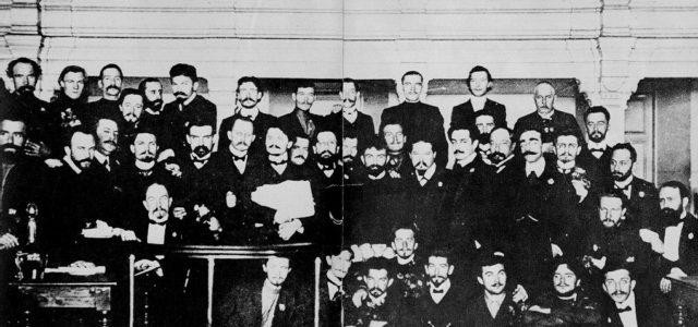 Trotsky en 1905