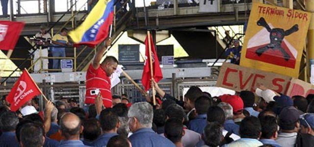 Venezuela – La Nacionalización de SIDOR, Un Paso Adelante en la conciencia Política de Clase de los trabajadores