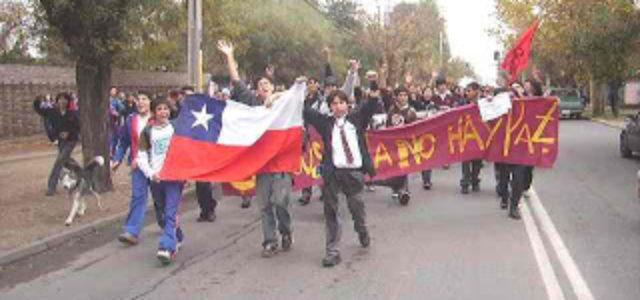 CHILE: LECCIONES DEL MOVIMIENTO ESTUDIANTIL DE MAYO 2006