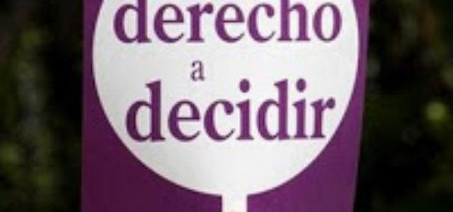 DERECHO AL ABORTO Y EL CINISMO DE LA DERECHA CHILENA