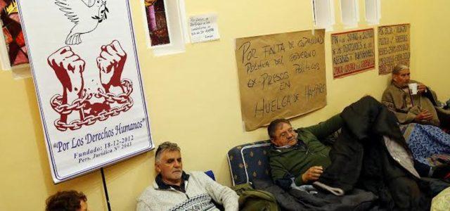 Chile: Dos meses en huelga de hambre