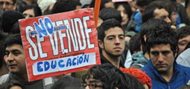 Chile: La  lógica de mercado en la educación