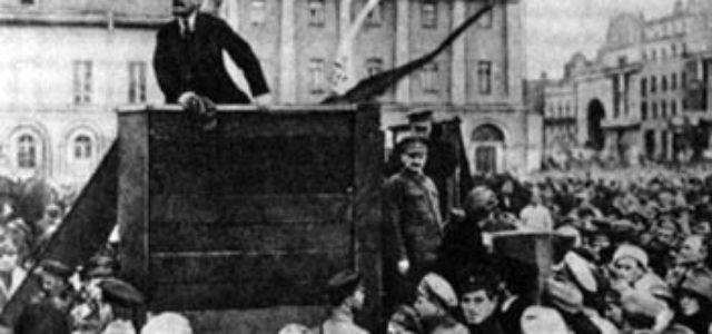 La revolución de Octubre – Cuando la clase obrera tomó el poder