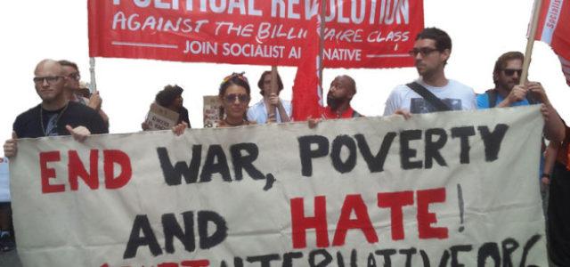 LA CAUSA DEL SOCIALISMO EN ESTADOS UNIDOS