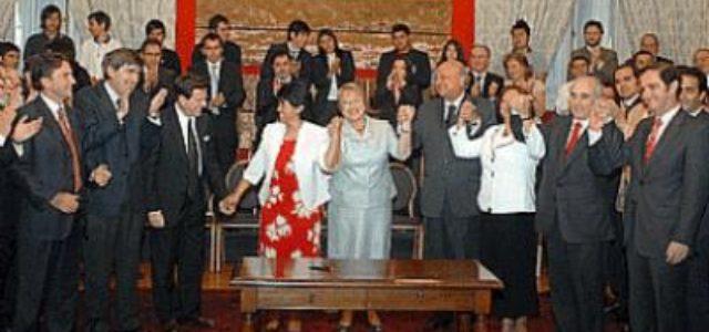 CHILE: GOBIERNO Y DERECHA APRUEBAN LGE, FORMANDO BLOQUE CONTRA LOS ESTUDIANTES, PROFESORES Y LA EDUCACIÓN PÚBLICA