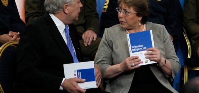El gobierno de la Nueva Mayoría se parece cada vez más al de la dictadura