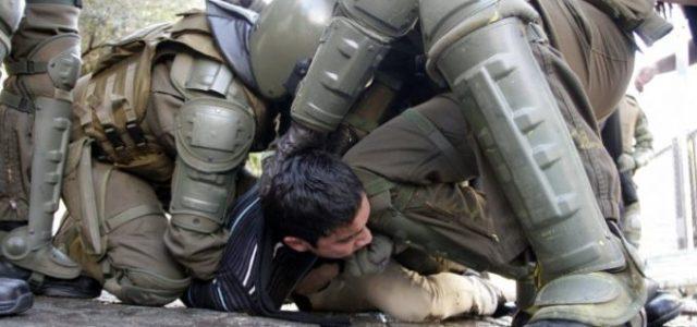 Chile – Presidente del Centro de Alumnos del Instituto Nacional fue detenido y torturado