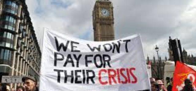 La Crisis de la Eurozona, Conflictos Capitalistas y Luchas de Clases