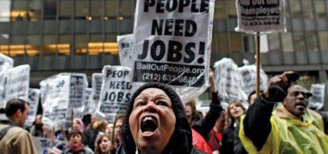 Estados Unidos: Desaceleración de la economía