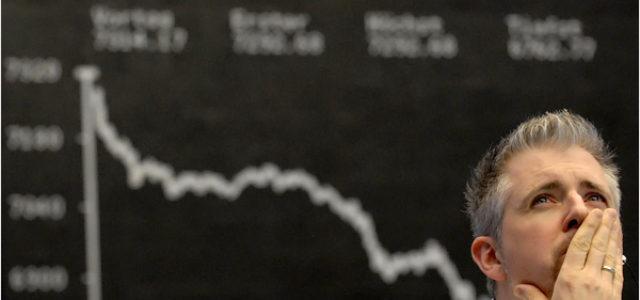 Caída de las bolsas y perspectivas económicas globales