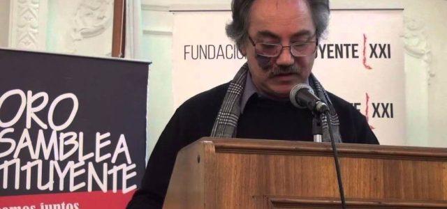 """Sergio Grez a los monitores constituyentes: """"Creced y multiplicaos…"""""""