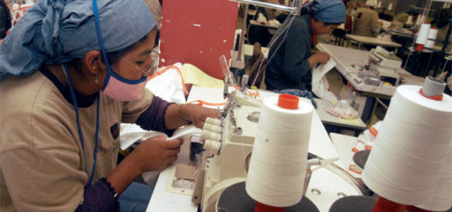 Chile: La debacle final de la industria textil