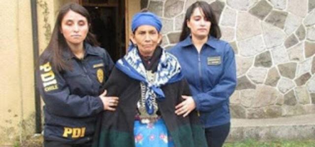 Chile / Wallmapu – 11 mapuche detenidos: CRONOLOGÍA DE UN MONTAJE