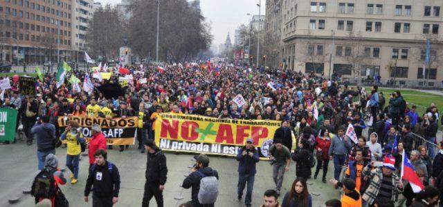Chile – Luis Mesina: Se pueden aumentar las pensiones hoy día mismo
