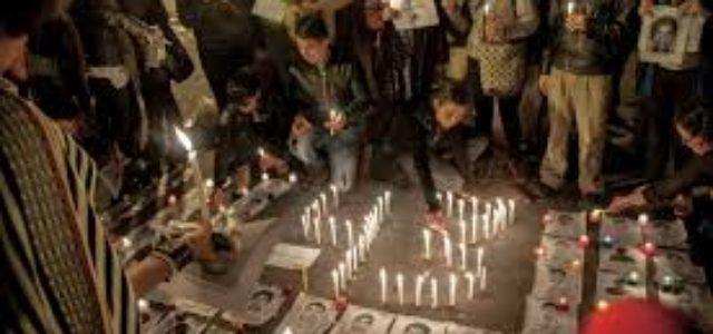 México – Dos años de la matanza de Ayotnizapa