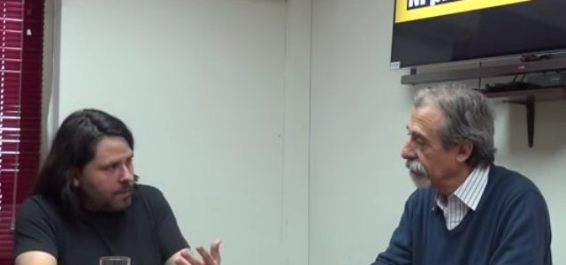Luis Mesina y Alberto Mayol: NO+AFP y modelo económico chileno