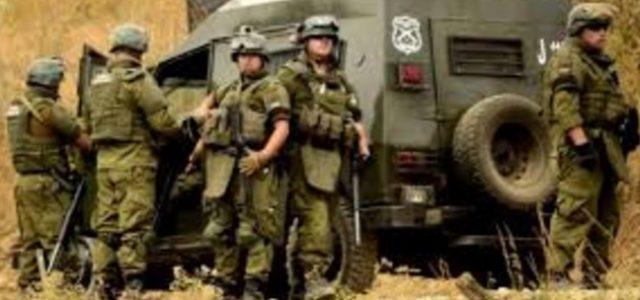 Chile / Wallmapu – Denuncian militarización y hostigamiento policial en territorio Mapuche de Nalcahue sobre fundo forestal recuperado