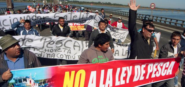 Chile – Conapach 2016: Rechazo informe FAO, apoyaría paro nacional para anular corrupta ley de pesca y acuicultura