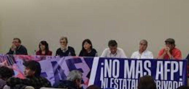 Chile:  AFP Estatal, no es una solución
