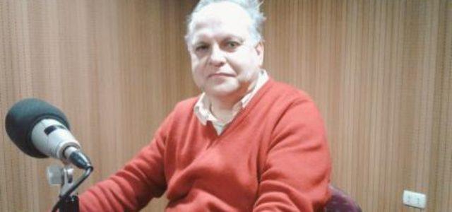 Chile:  Patricio Guzmán S. de Coordinadora NO + AFP en Radio USACH