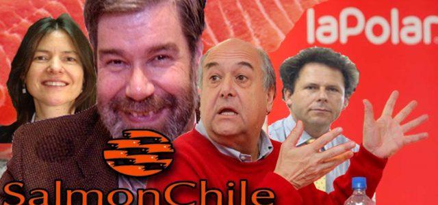 Chile – Bachelet avaló con 450 Millones de dólares a industria salmonera, pero a Chiloé solo le entrega 100 lucas