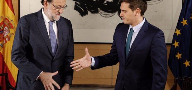 Estado Español: PP y Ciudadanos preparan nuevos recortes y ataques a nuestros derechos