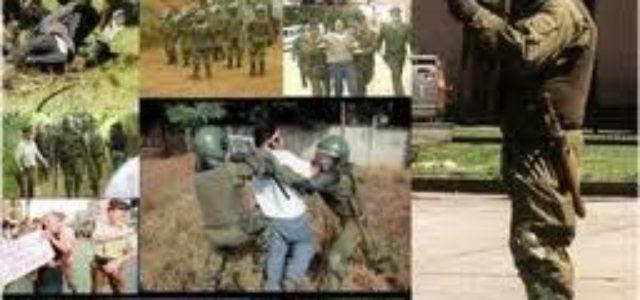 CHILE: Los mapuche tienen derecho a armarse y defenderse