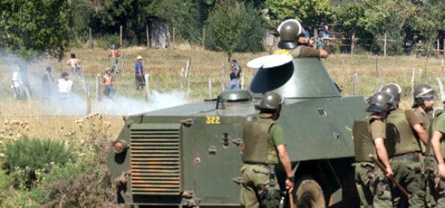 Chile: A parar la política criminal contra los mapuche