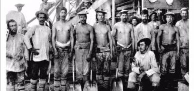 Chile – Una historia de esclavitud