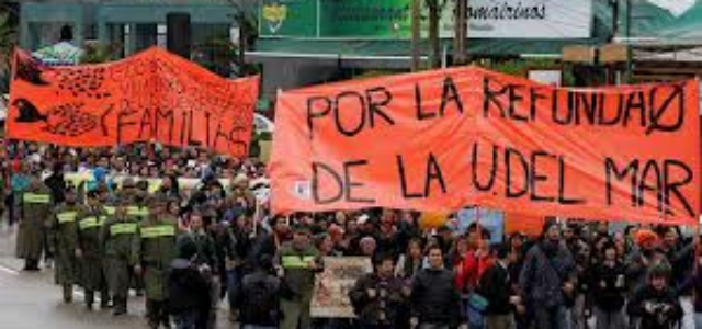 CHILE: La Universidad del Mar debe ser estatizada