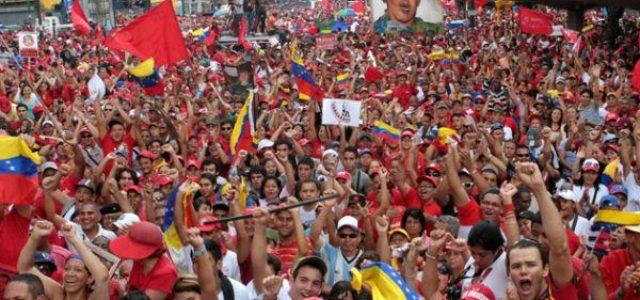 La lucha del chavismo es por la soberanía de Venezuela