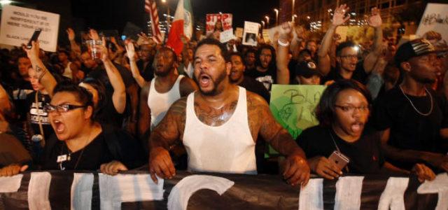 Estados Unidos:  Rebelión contra la violencia policial