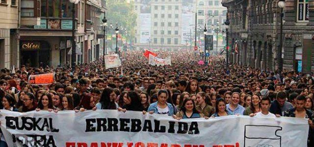 ESTADO ESPAÑOL : 26O -UNA HUELGA HISTÓRICA CONTRA LAS REVÁLIDAS FRANQUISTAS