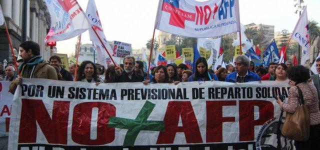 Chile: Organizaciones de la Coordinadora NO+AFP Puente Alto organizan marcha y paro nacional