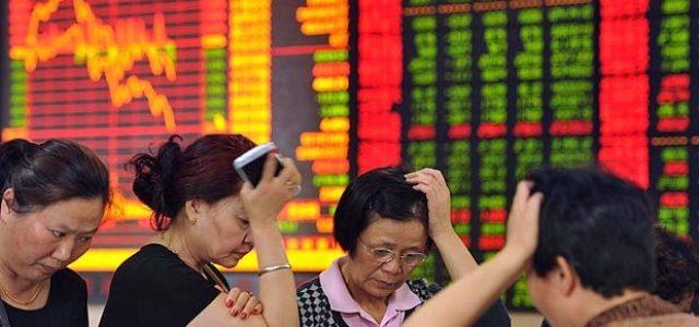 China está en un aterrizaje forzoso ahora