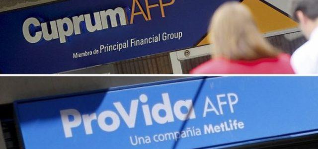 Los pasos a seguir para desafiliarse de las AFP Cuprum y Provida