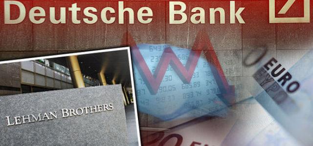 Economía Mundial: La crisis del Deutsche Bank resucita el temor al colapso financiero