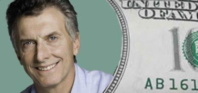 Argentina –Macri sube la apuesta neoliberal