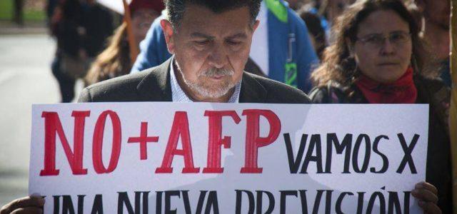 Chile – Organizaciones de la Coordinadora NO+AFP Puente Alto organizan marcha y paro nacional