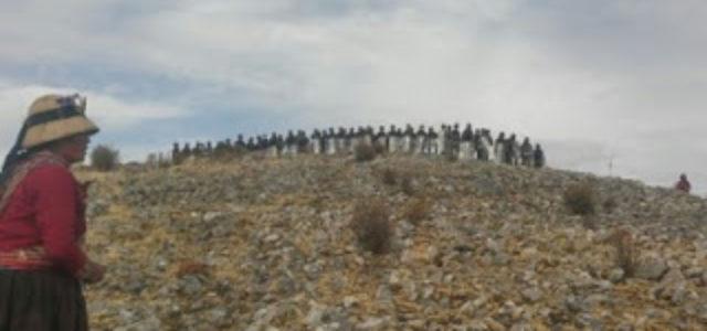 Perú : En Apurímac un comunero muerto deja represión a protesta contra proyecto minero Las Bambas