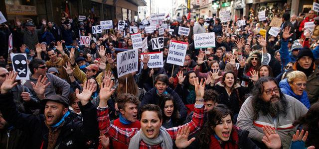 Estado español: EL régimen del 78 no encuentra salida a su crisis política