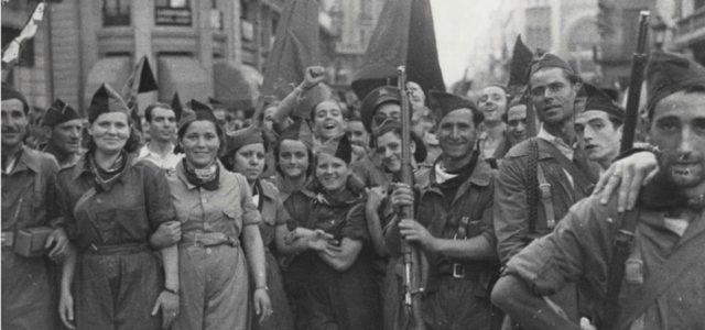 1936: La promesa revolucionaria de España