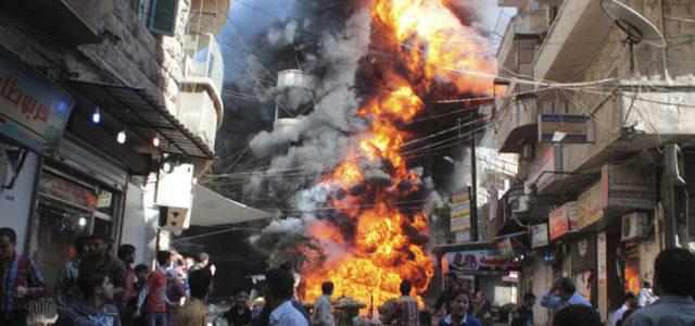 Siria: La lucha entre las potencias se recrudece