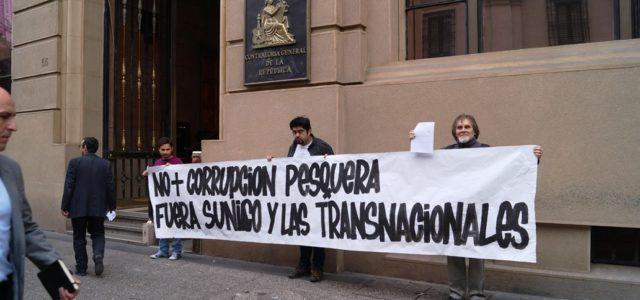 Chile – Selección de Prensa manifestaciones a nivel nacional de pescadores por la anulación de la ley de pesca
