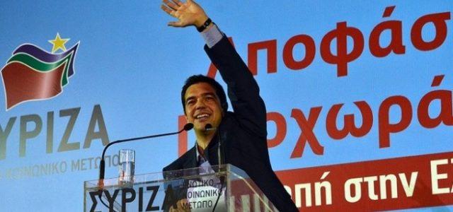 Grecia  –Syriza, el congreso de la social-democratización *