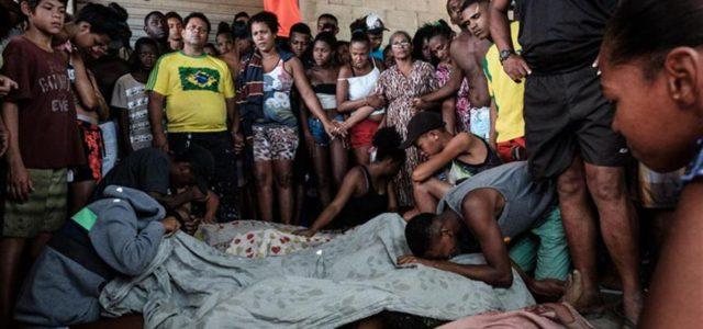 Brasil – Muerte y venganza en Ciudad de Dios