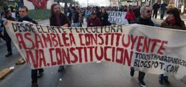 Chile – La Casta Política busca escamotear un verdadero Proceso Constituyente.
